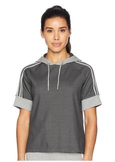 Adidas Sid Short Sleeve Pullover Hoodie