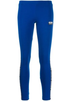 Adidas side logo leggings