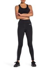 Adidas Side Stripe Logo Leggings