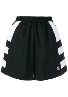 Adidas side stripe shorts