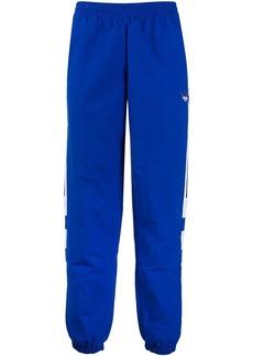 Adidas side stripe track pants