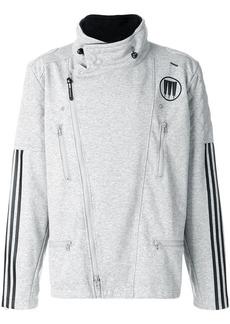 Adidas side zipped lightweight jacket