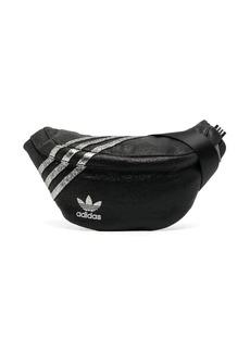 Adidas signature three stripe belt bag