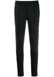 Adidas silk track pants