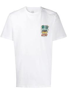 Adidas Skateboard print T-shirt