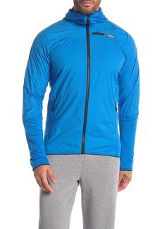 Adidas Skyclimb Hooded Fleece Jacket
