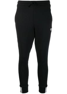 Adidas slim leg track pants
