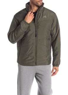 Adidas Solid Insulated Puffy Jacket