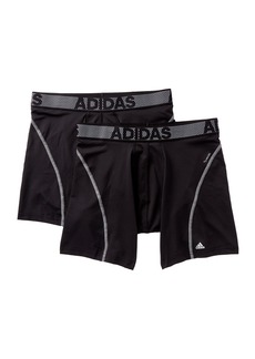 Adidas Sport Boxer Briefs - Pack of 2