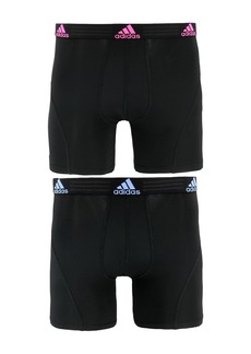 Adidas Sport Performance Boxer Brief - Pack of 2