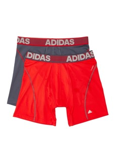 Adidas Sport Performance Boxer Briefs - Pack of 2