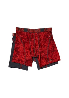 Adidas Sport Performance Climacool® Graphic 2-Pack Boxer Brief
