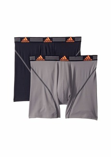 Adidas Sport Performance ClimaLite® 2-Pack Boxer Brief