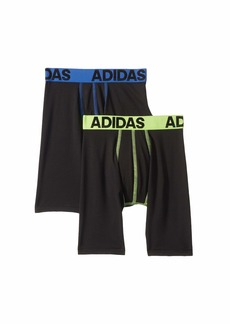 Adidas Sport Performance ClimaLite 2-Pack Midway (Big Kids)