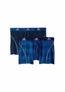 Adidas Sport Performance Climalite Graphic 2-Pack Trunk