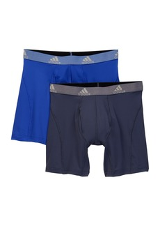 Adidas Sport Performance Climalite Relaxed Boxer Briefs - Pack of 2
