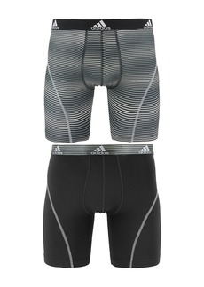 Adidas Sport Performance Graphic Midway - Pack of 2