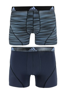 Adidas Sport Performance Graphic Trunk - Pack of 2