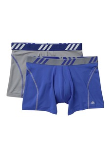 Adidas Sport Performance Mesh Trunk - Pack of 2