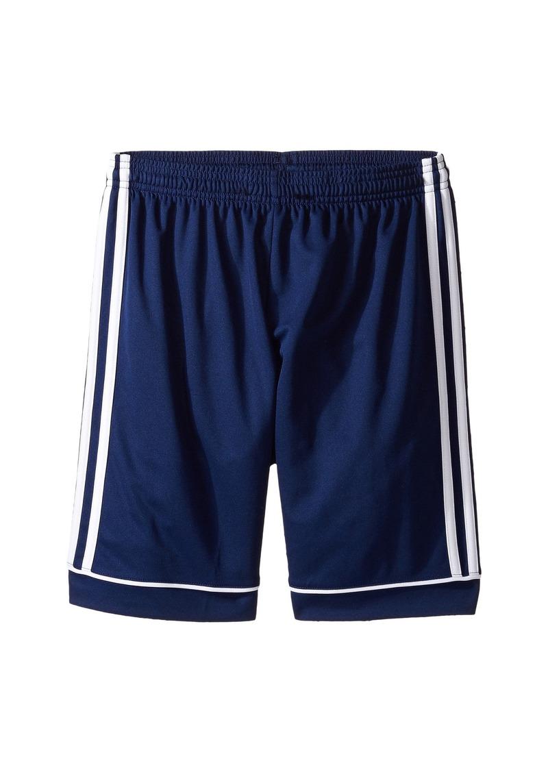 Adidas Squadra 17 Shorts (Little Kids/Big Kids)
