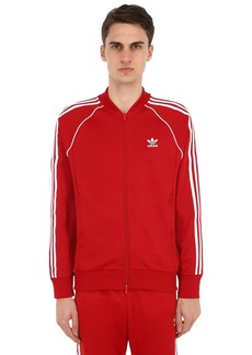 Adidas Sst Cotton Blend Track Jacket