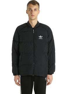 Adidas Sst Logo Padded Bomber Jacket