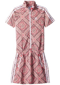Adidas Stained Glass Graphic Dress (Little Kids/Big Kids)