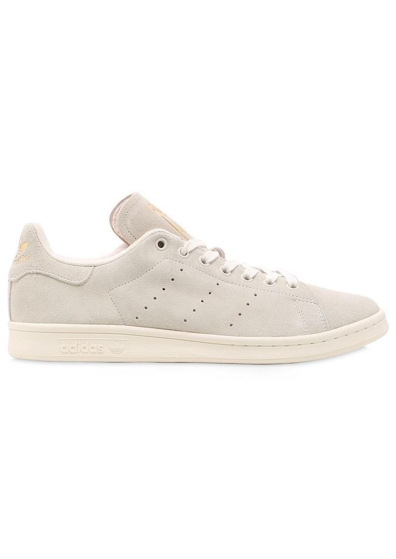 new concept 4698e 7ba76 Stan Smith Suede Sneakers