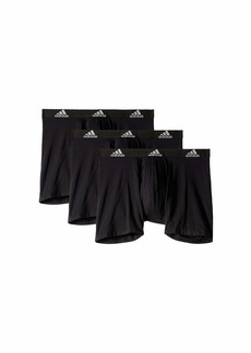 Adidas Stretch Cotton Boxer Brief 3-Pack
