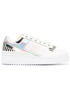 Adidas stripe detail logo chunky sneakers