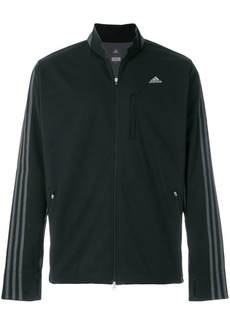 Adidas stripe sleeve track jacket