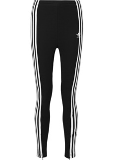 Adidas Striped Jersey Track Pants