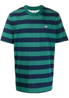 Adidas striped T-shirt