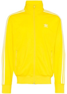 Adidas striped track jacket