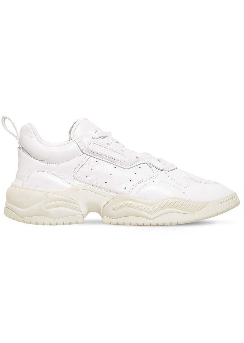 Adidas Supercourt 90s Leather Sneakers