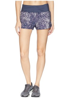 Adidas Supernova Glide Print Shorts