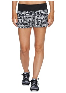 Adidas Supernova Glide Shorts Mind Map Print