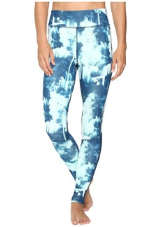 Adidas Supernova Long Tights - Northern Lights Print