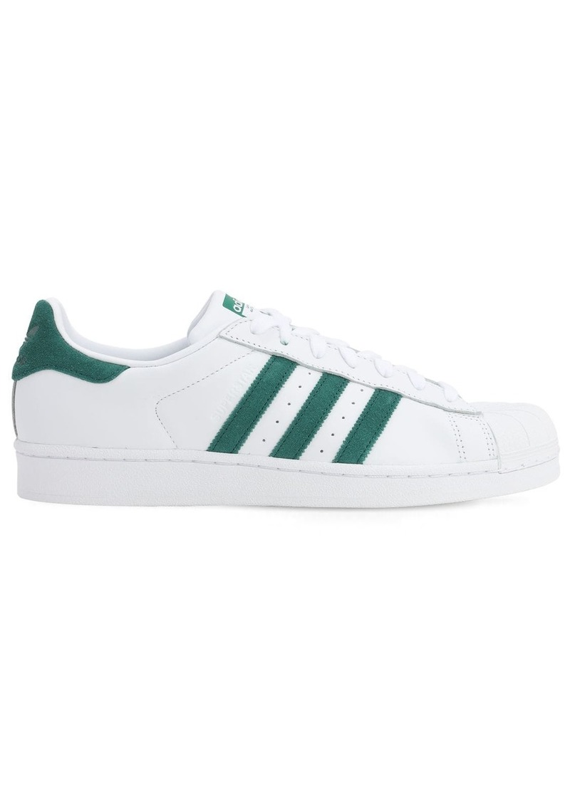 Adidas Superstar 80s Leather Sneakers