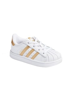Adidas Superstar I Sneaker (Baby & Toddler)