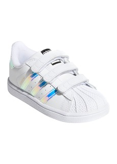 Adidas Superstar Sneaker (Toddler)