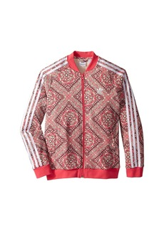 Adidas Superstar Stained Glass Track Top (Little Kids/Big Kids)