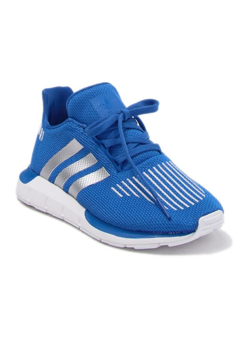 Adidas Swift Run Sneaker (Little Kid)