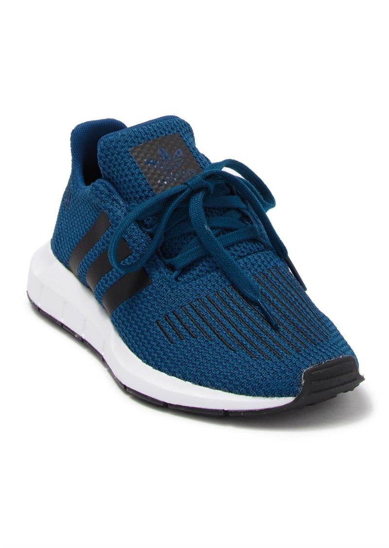 Adidas Swift Running Shoe (Little Kid & Big Kid)