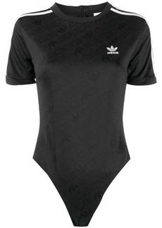 Adidas T-shirt leotard