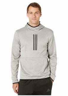Adidas Team Issue 3 Stripe Hoodie
