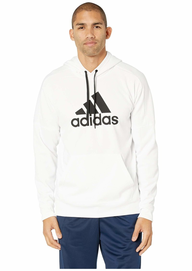 Adidas Team Issue Fleece Pullover Hoodie