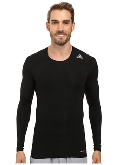 Adidas Techfit Base Layer Long Sleeve Tee