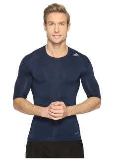Adidas Techfit Compression Short Sleeve Top