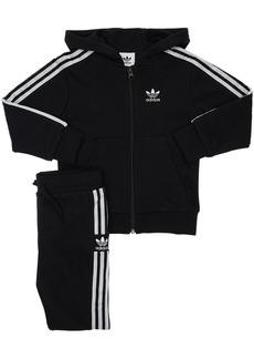 Adidas Techno Track Jacket & Track Pants